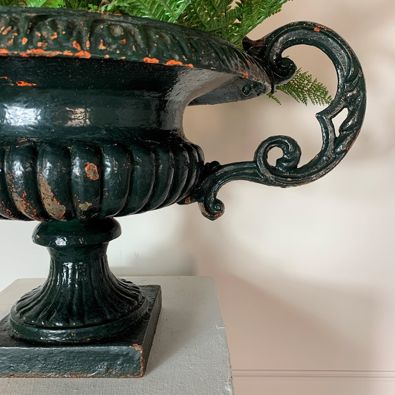 19th C French Cast Iron Urn With Decorative Handle-lct-home-french-cast-urn-2-main-637165802045055888.jpg