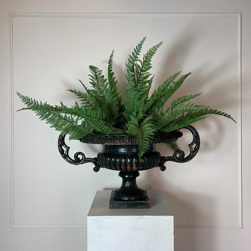 19th C French Cast Iron Urn With Decorative Handle-lct-home-french-cast-urn-6-main-637165802203648623.jpg
