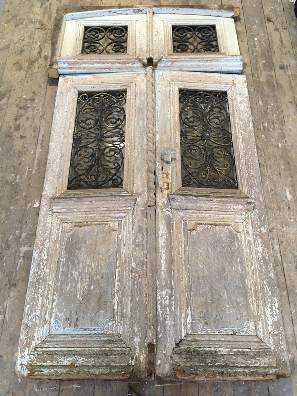 18th C French Oak Chateau Doors With Transom-lct-home-img-1429-main-636958663369948151.jpg