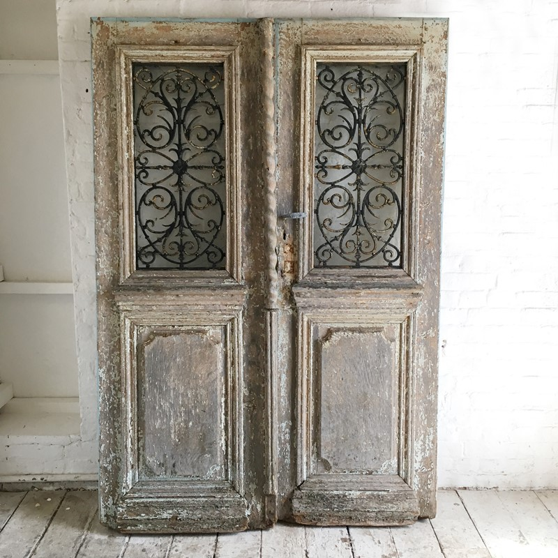 18th C French Oak Chateau Doors With Transom-lct-home-img-1434-main-636958663420728423.jpg