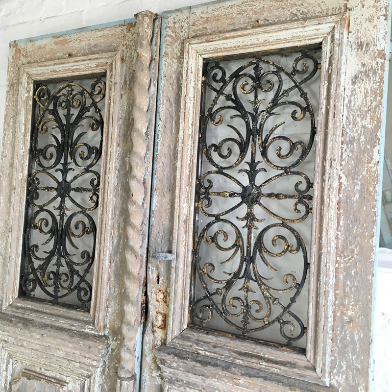 18th C French Oak Chateau Doors With Transom-lct-home-img-1473-main-636958665844792333.jpg