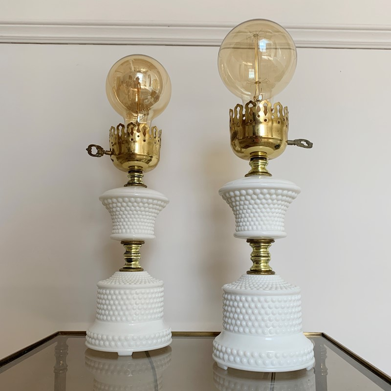 1950'S Hobnail Milk Glass Table Lamps-lct-home-img-6128-main-637327533189169142.jpg
