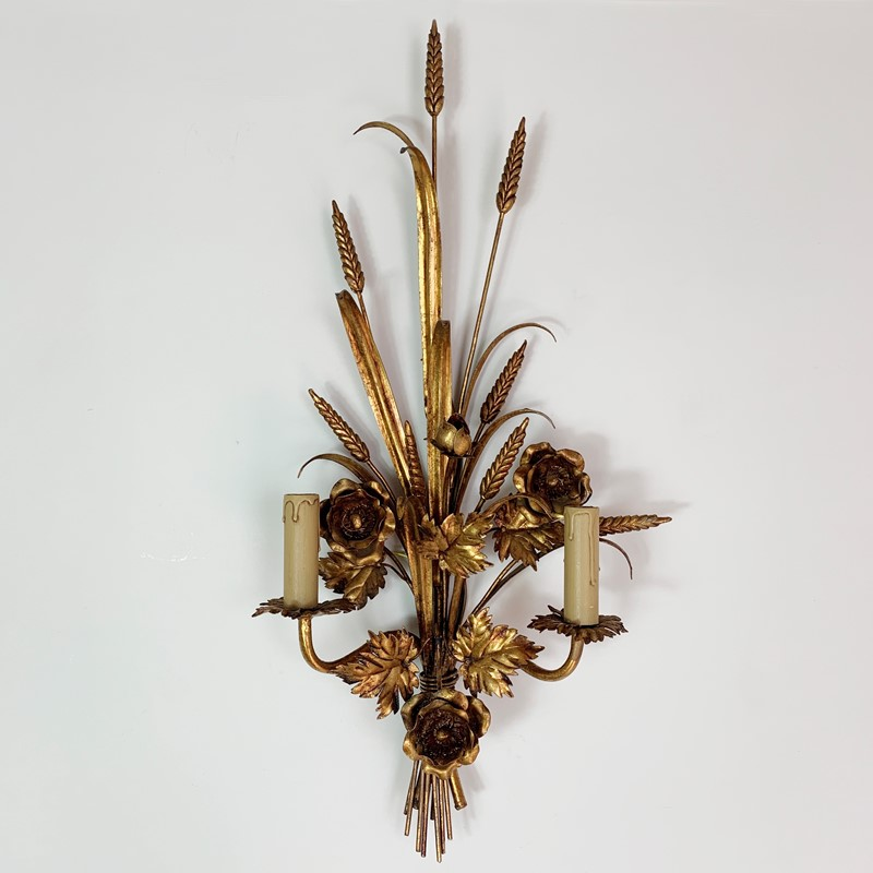 S.Salvadori Wheat Sheaf Sconce Light, 1970's  -lct-home-img-6302-main-637387120429738331.jpg