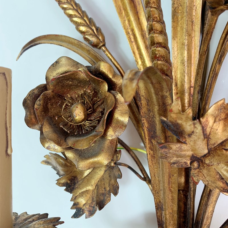 S.Salvadori Wheat Sheaf Sconce Light, 1970's  -lct-home-img-6304-main-637387120863957336.jpg