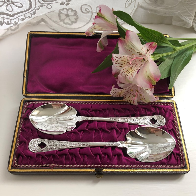 A Pair Of Silver Plated Jam Spoons Circa 1900-linda-jackson-antique-silver-lj0106-1-main-637426653572564103.jpg