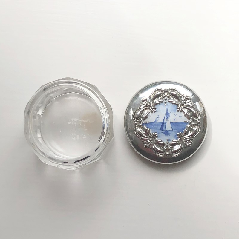 A Dressing Jar, Silver Lid With Enamel Seascape-linda-jackson-antique-silver-lj0180-3-main-637433883499715756.jpg