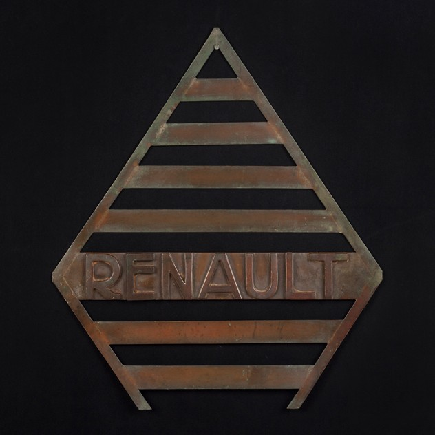Very Unusual, Early Copper Renault sign-ljw-antiques-0186_main_main_636352893433977609.jpg