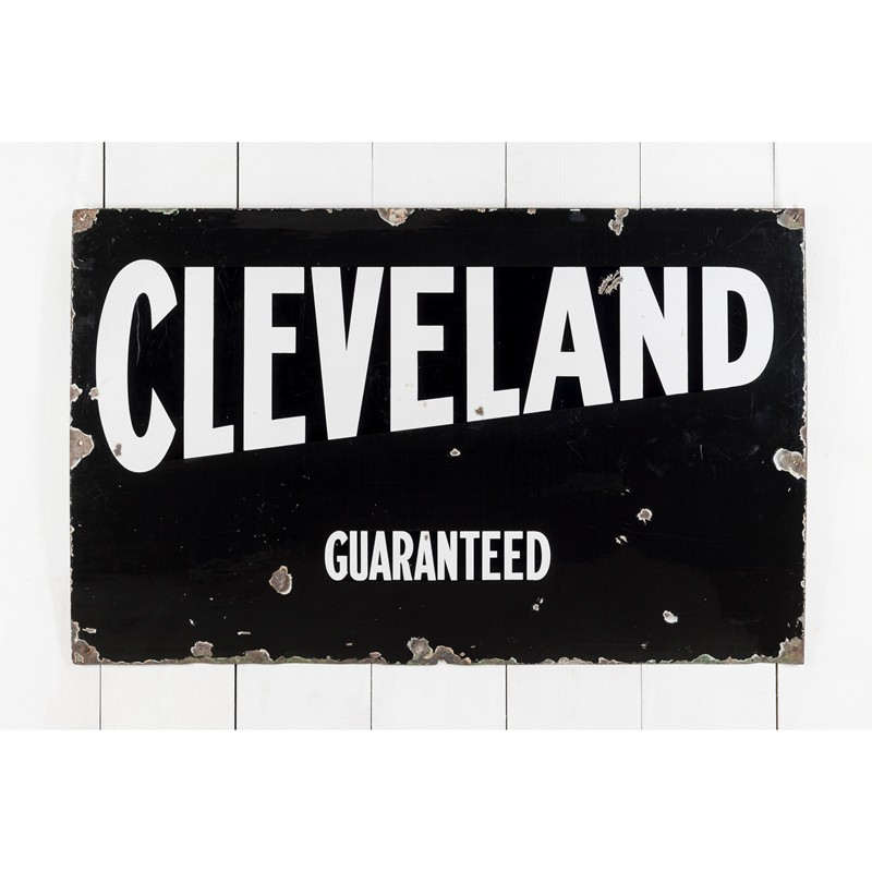 Cleveland Guaranteed, petroleum enamel sign-ljw-antiques-0338_mainsquare-main-636644184351907955.jpg
