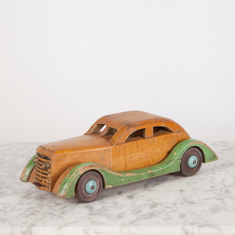 A Small, Vintage Wooden Pull-Along Toy Car-ljw-antiques-0784-1-main-637193024983799992.jpg