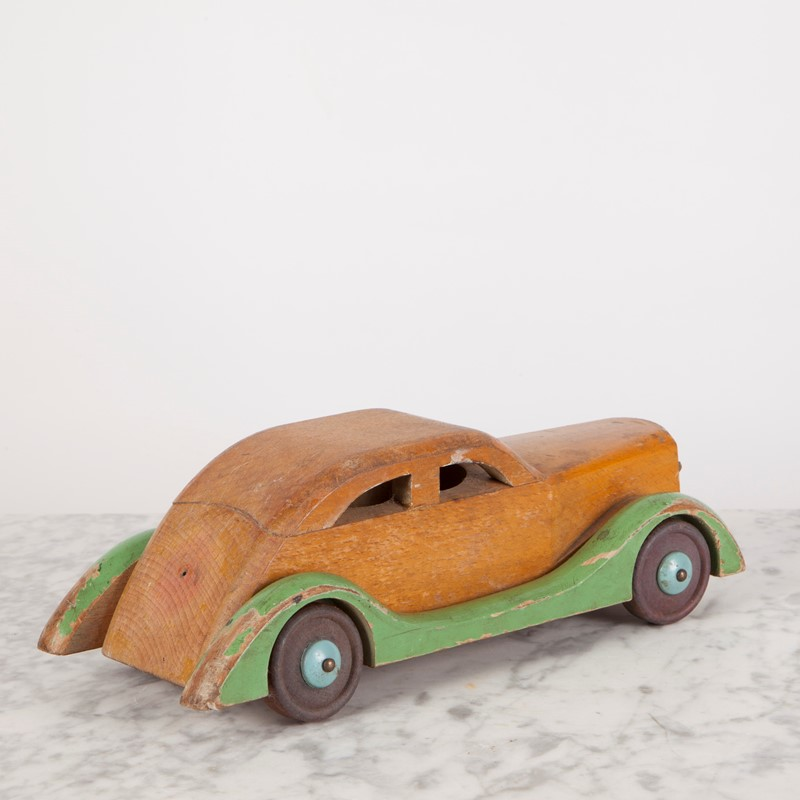 A Small, Vintage Wooden Pull-Along Toy Car-ljw-antiques-0784-4-main-637193028488627579.jpg