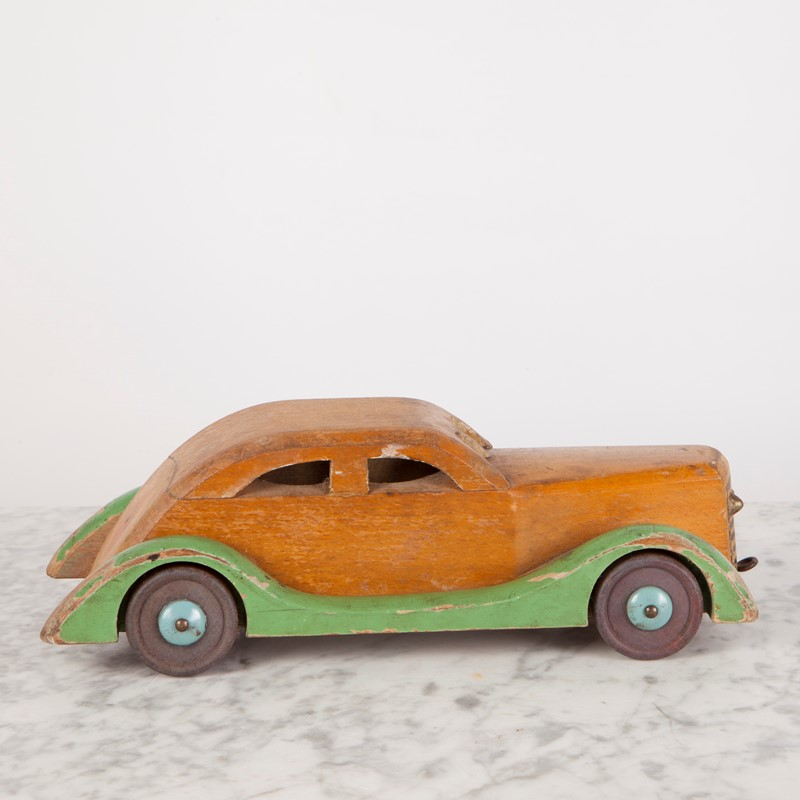 A Small, Vintage Wooden Pull-Along Toy Car-ljw-antiques-0784-5-main-637193028010345937.jpg