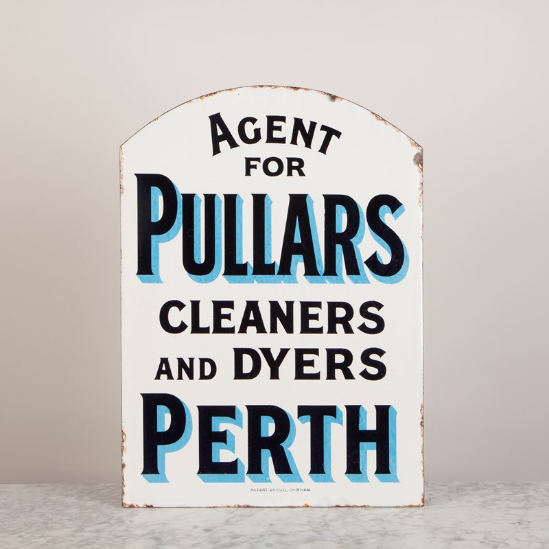 A double-sided enamel sign for Pullars of Perth-ljw-antiques-1051-2-main-637210774309023201.jpg