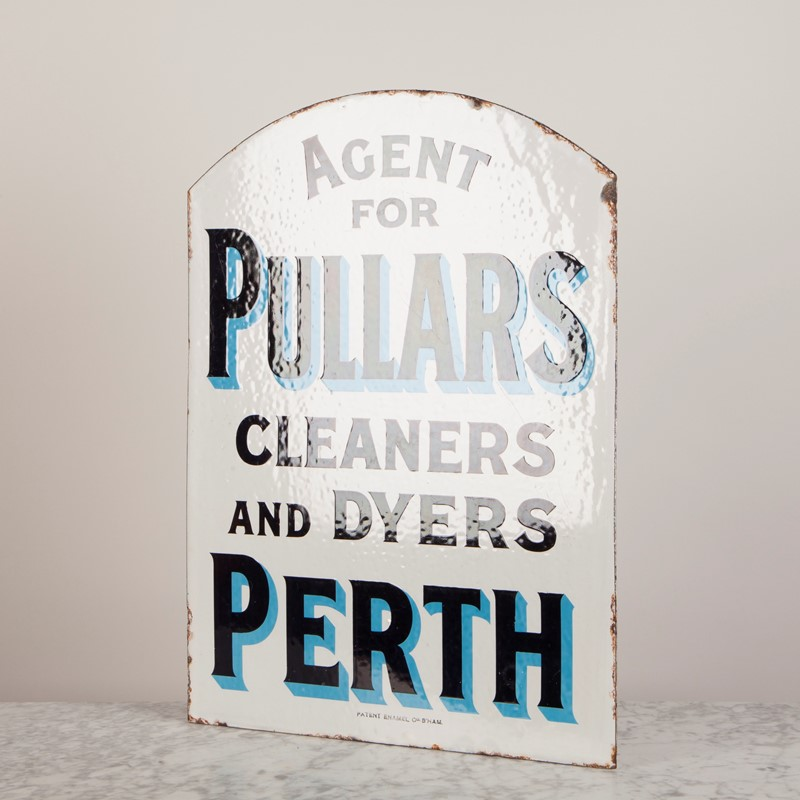 A double-sided enamel sign for Pullars of Perth-ljw-antiques-1051-5-main-637210774963997231.jpg