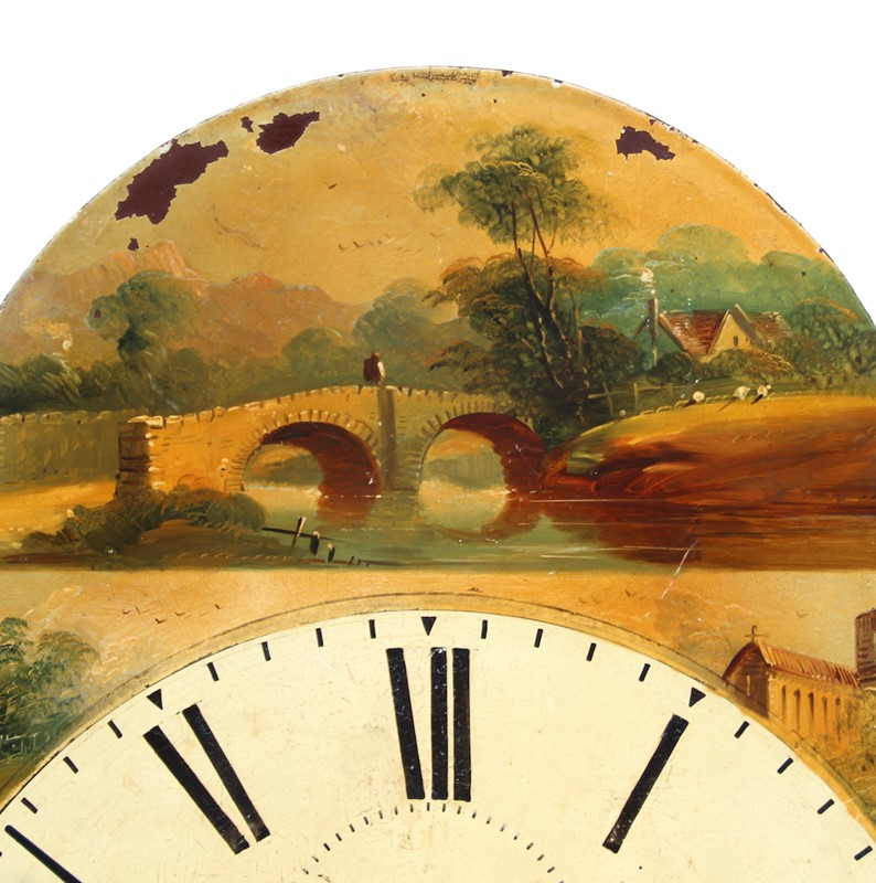 19th century heavy iron clock dial hand painted-london-timepiece-6703d-main-637395817673294188.JPG