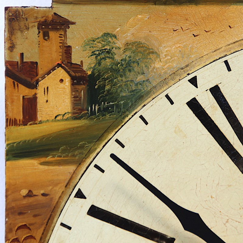 19th century heavy iron clock dial hand painted-london-timepiece-6703e-main-637395817678606546.JPG