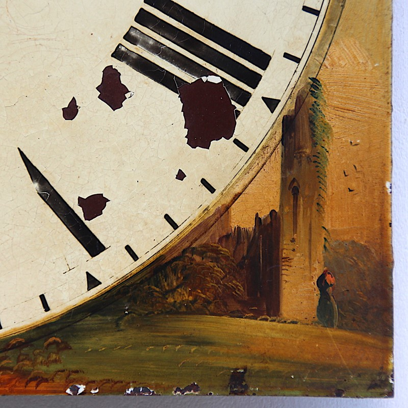 19th century heavy iron clock dial hand painted-london-timepiece-6703g-main-637395817690012433.JPG