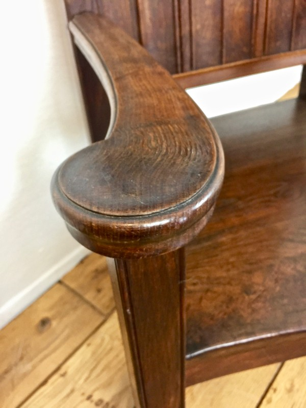 Antique English Oak Hall Chair -lovingly-made-IMG_6085-main-636689855893052528.jpg