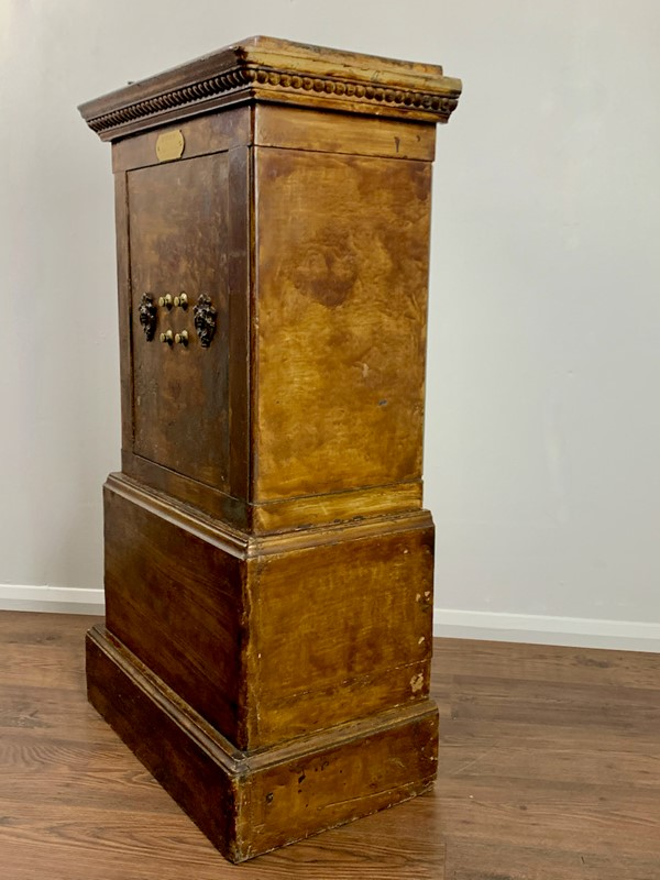 19th Century Antique Iron and Wood Safe, Petitjean-lovingly-made-furniture-img-4153-main-637448518836454834.jpeg