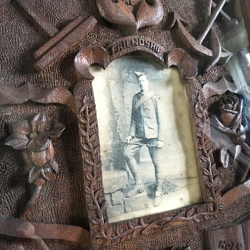 Antique folk art carved frame - soldier-marc-kitchen-smith-KS6611_IMG_3544ed-main-636624992319694392.jpg