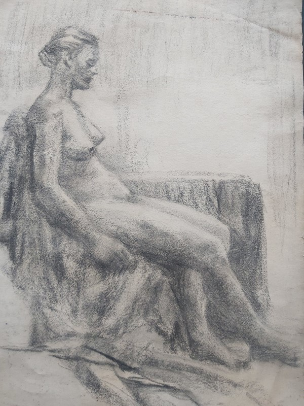 1940s French Charcoal Female Nude Life Study-masthead-art-s15605-13-main-637324177925602319.jpg