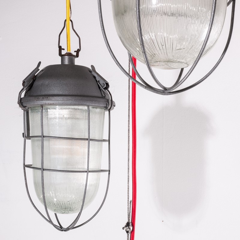 1960's Industrial Caged Hanging Ceiling  Lamps-merchant-found-128g-main-637044187383771362.jpg