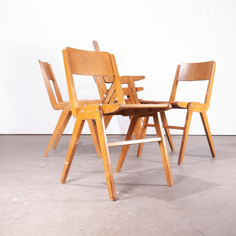 1950's  Vintage Casala Dining Chairs Set Of Six -merchant-found-1566-main-637044210876629732.jpg