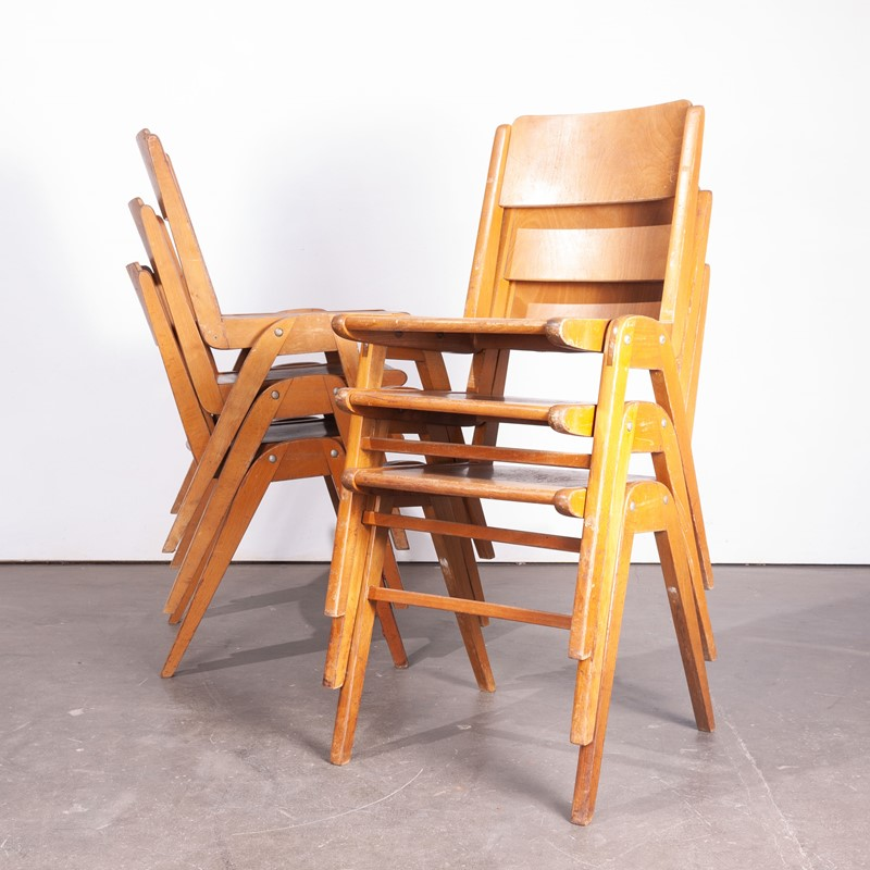 1950's  Vintage Casala Dining Chairs Set Of Six -merchant-found-1566c-main-637044210920378600.jpg
