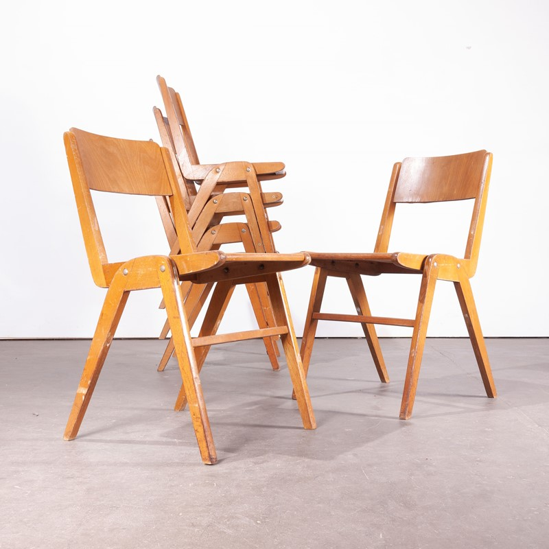 1950's  Vintage Casala Dining Chairs Set Of Six -merchant-found-1566f-main-637044210984596913.jpg