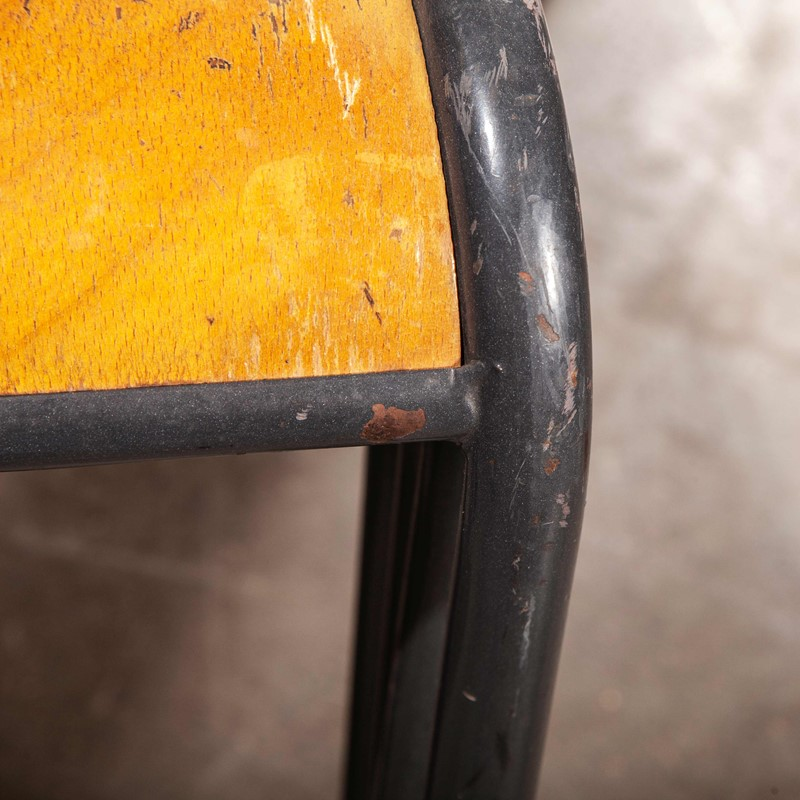 1950's French Mullca Dining Chair - 80+ In Stock -merchant-found-1681q-main-637120818437584890.jpg
