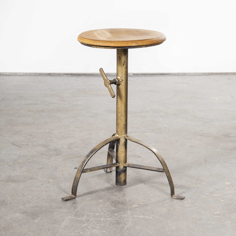 1950's French Industrial Swivelling Stool Model 24-merchant-found-27924y-main-637458675468300512.jpg