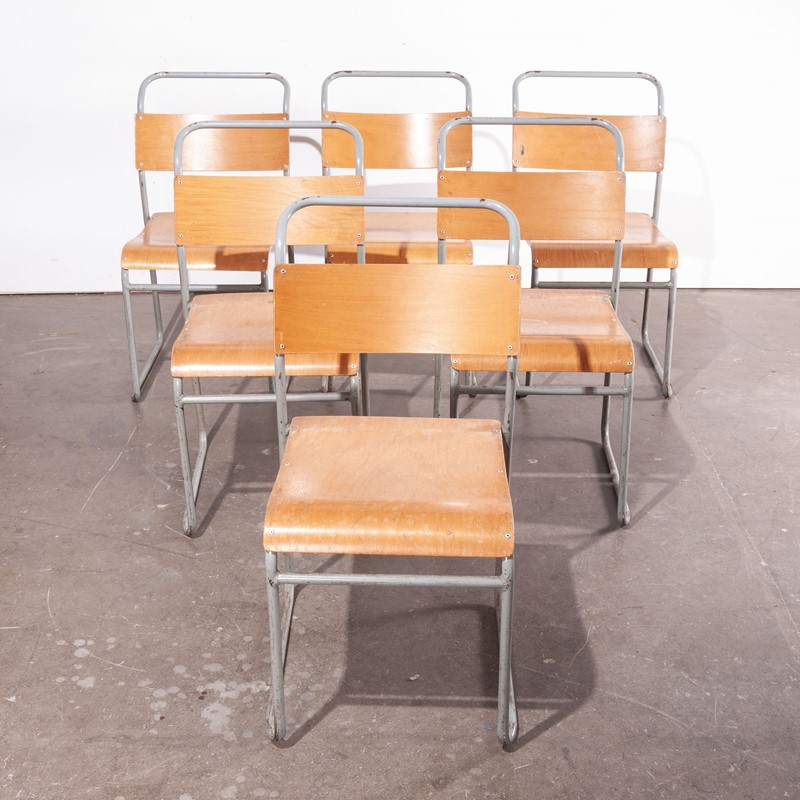 1950's Tubular Metal Stacking Chairs - Set Of Six -merchant-found-3116a-main-637072721272766335.jpg