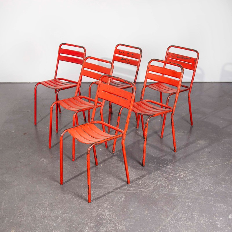 1950's French Red Tolix Metal Chairs - Set Of Six-merchant-found-454e-main-637290481835281173.jpg