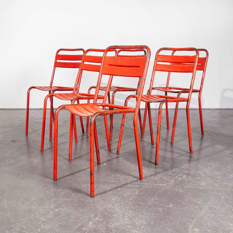 1950's French Red Tolix Metal Chairs - Set Of Six-merchant-found-454f-main-637290481876687763.jpg