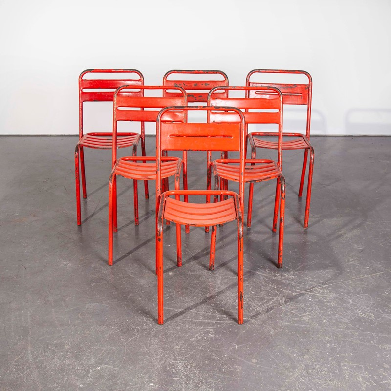 1950's French Red Tolix Metal Chairs - Set Of Six-merchant-found-454g-main-637290481918093869.jpg