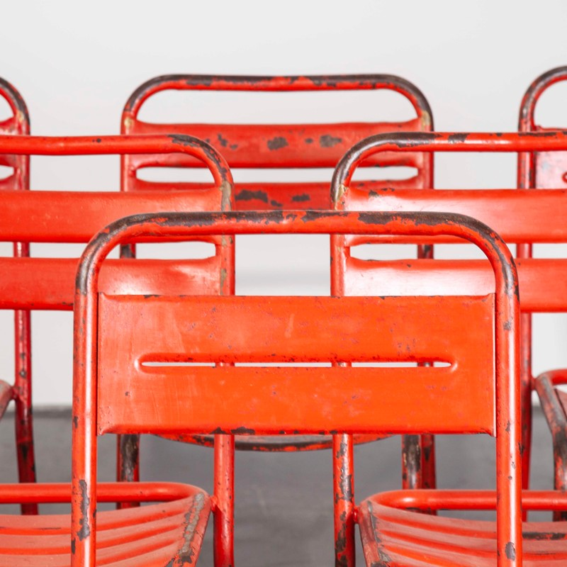 1950's French Red Tolix Metal Chairs - Set Of Six-merchant-found-454j-main-637290482019812580.jpg