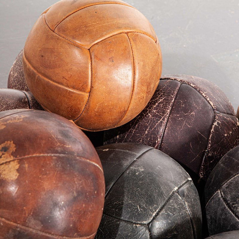 1950's Large Czech Leather Medicine Balls-merchant-found-751f-main-637248714805762827.jpg