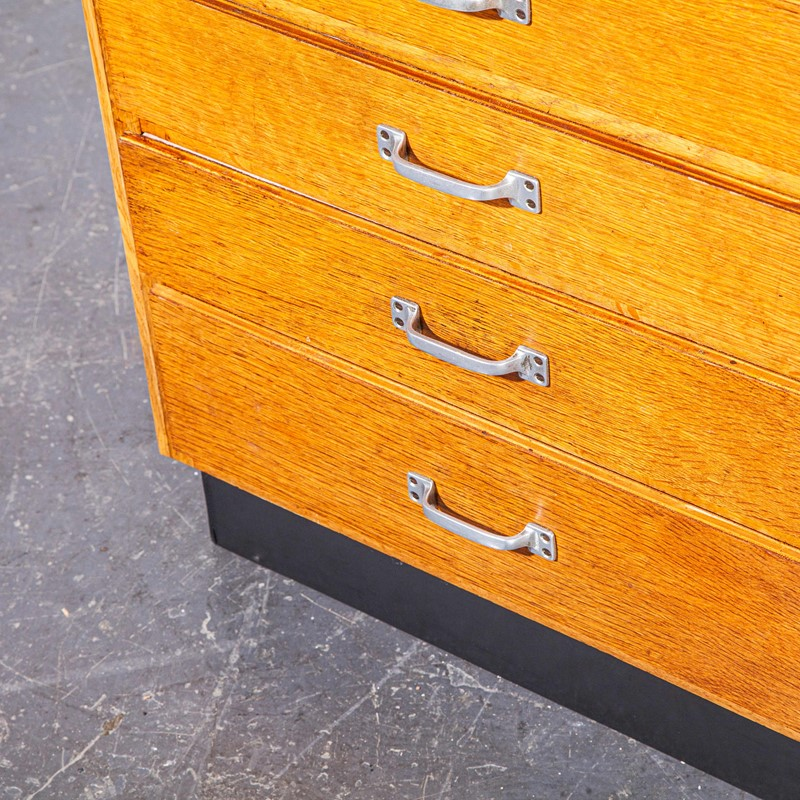 1950's Tall Oak Apothecary Chest Of Drawers-merchant-found-757b-main-637250478818871390.jpg