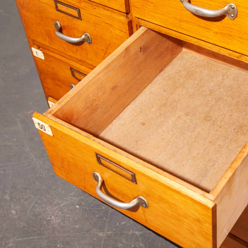 1950's Oak Apothecary Multi Drawer Chest of Drawer-merchant-found-761k-main-637290529351303191.jpg