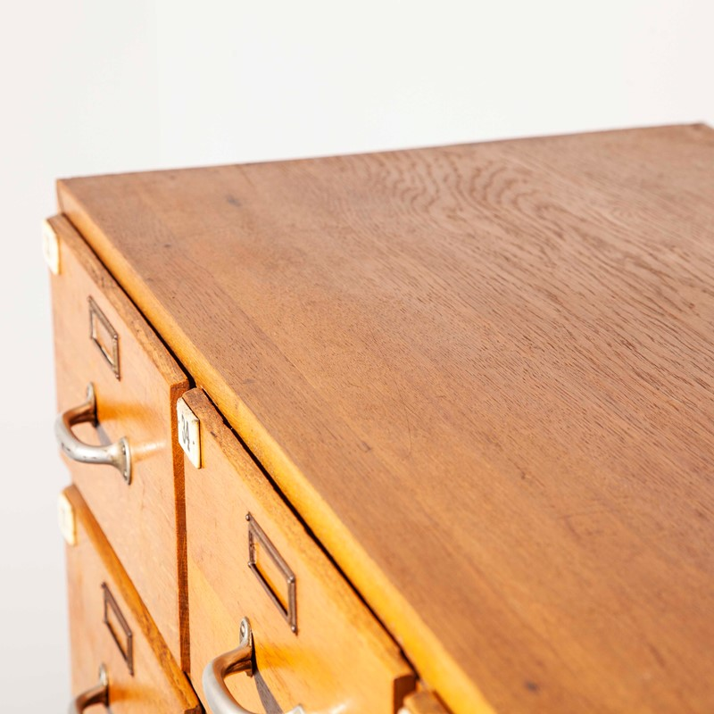 1950's Oak Apothecary Multi Drawer Chest of Drawer-merchant-found-761l-main-637290529402701050.jpg