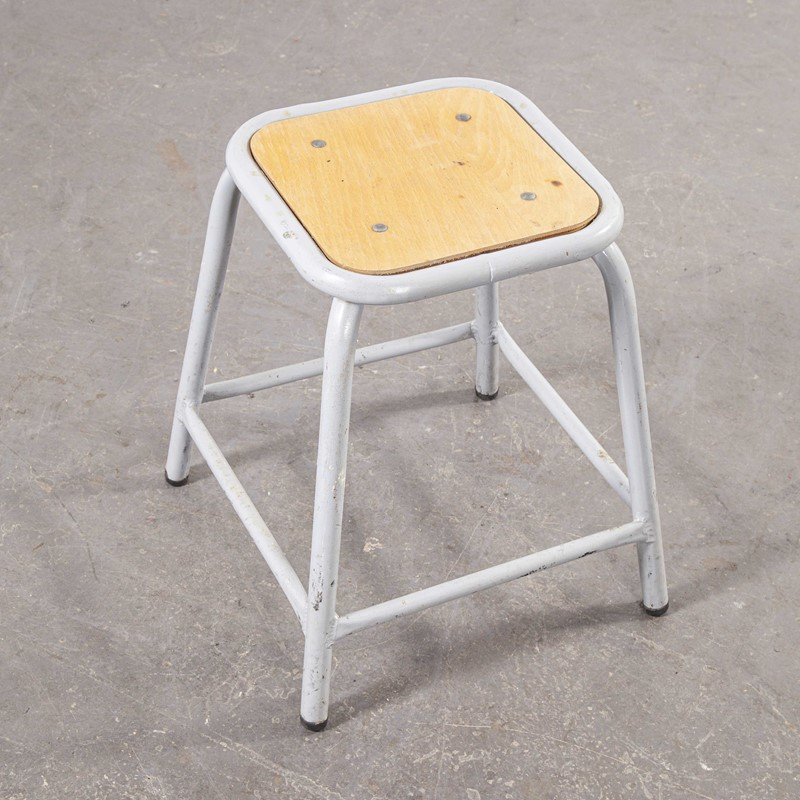1960's Mullca Low Stool Grey - Set Of Four-merchant-found-7944f-main-637365375195696286.jpg