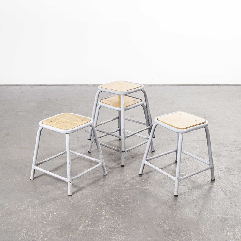 1960's Mullca Low Stool Grey - Set Of Four-merchant-found-7944y-main-637365374814916232.jpg