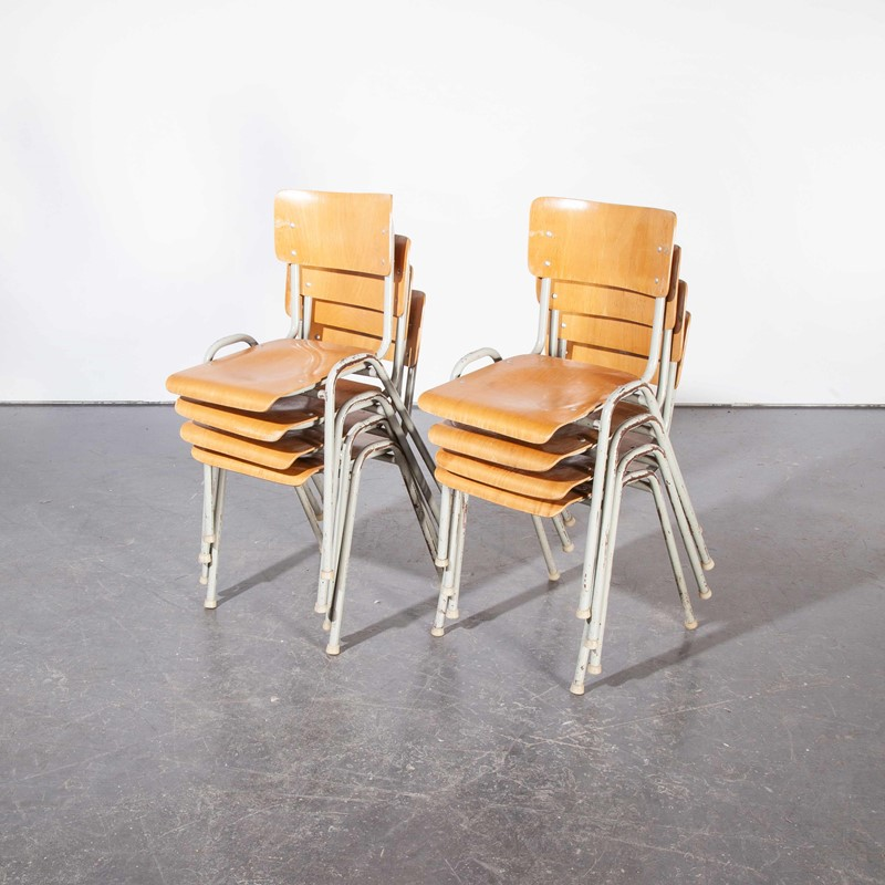 1960's Metal Framed Stacking Chairs - Set Of Eight-merchant-found-8078c-main-637251344827916910.jpg