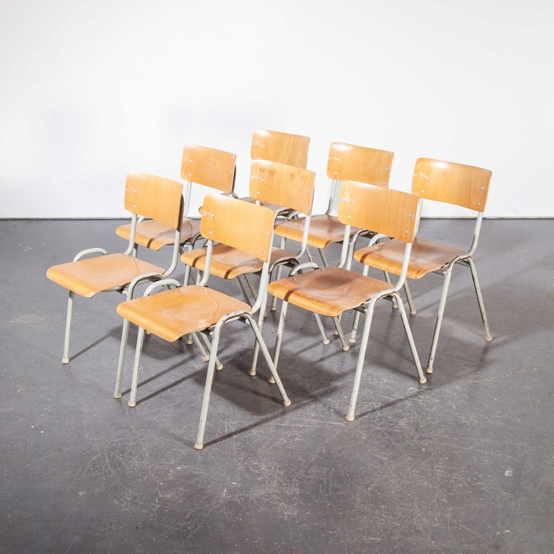 1960's Metal Framed Stacking Chairs - Set Of Eight-merchant-found-8078y-main-637251344624323829.jpg