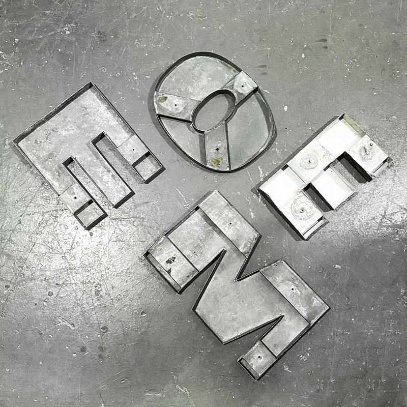 1950's French Zinc Letters - Letter White A-merchant-found-82211bh-main-637419022440009541.jpg
