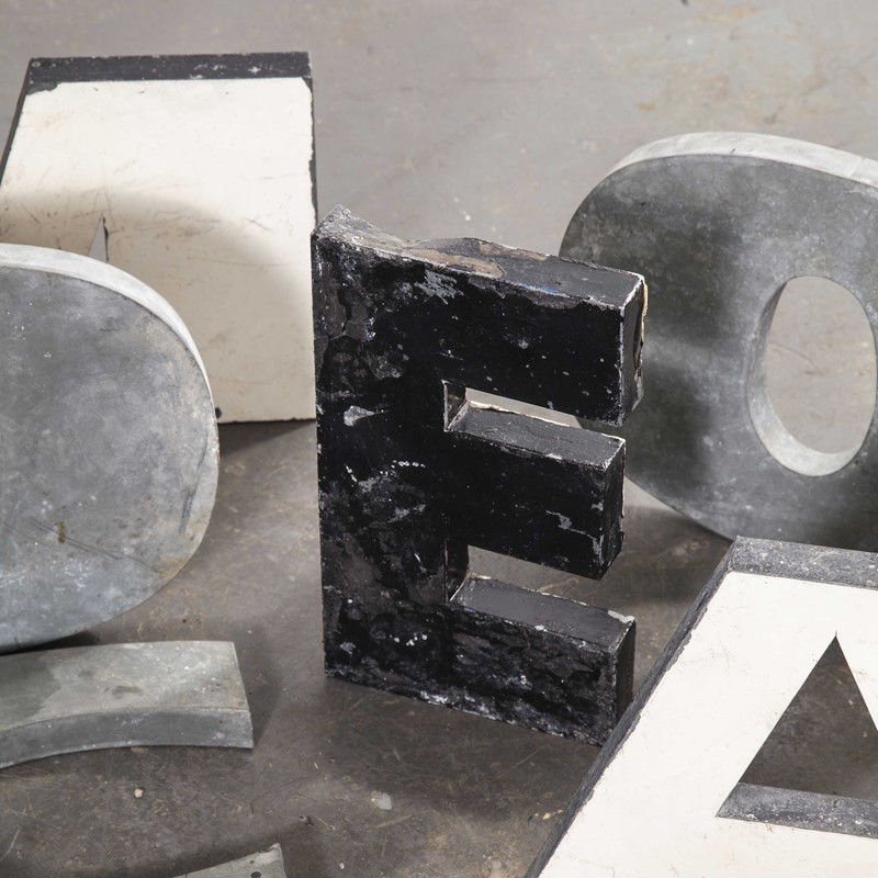 1950's French Zinc Letters - Letter White A-merchant-found-82211c-main-637419022457978517.jpg