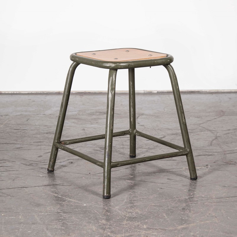 1960's Mullca Army  Stool Quantities Available-merchant-found-906999g-main-637334305606219208.jpg