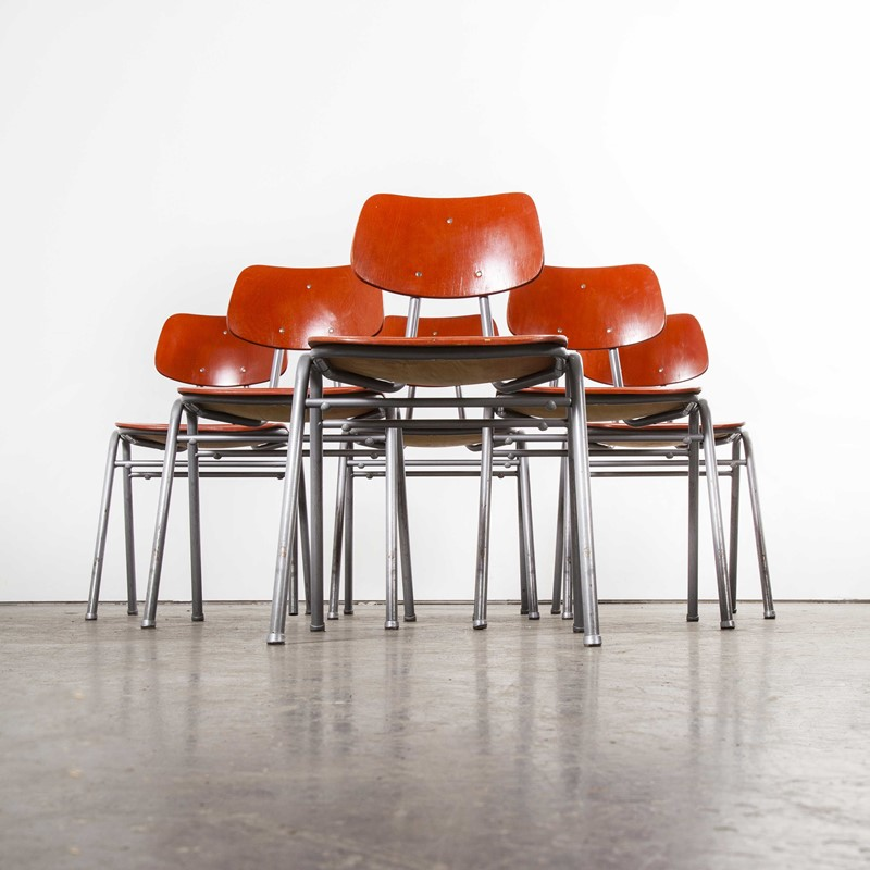 1960's Red Stacking School Dining Chair Set Of Six-merchant-found-9276c-main-637407837102906847.jpg