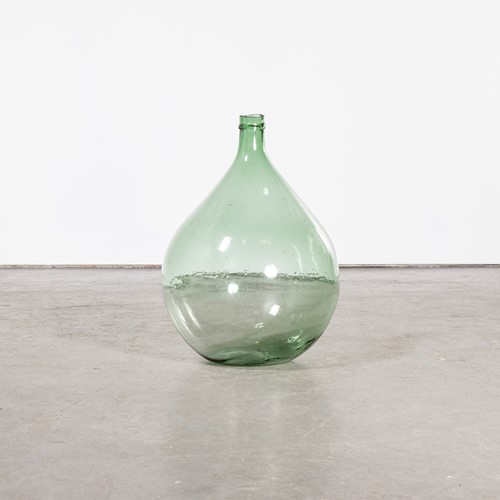 Vintage French Glass Demijohn Large (Model 957.1)