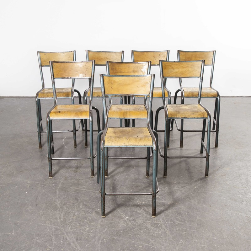 1950's Mullca High Chairs Bar Stools -Set Of Eight-merchant-found-9988y-main-637438952739100607.jpg