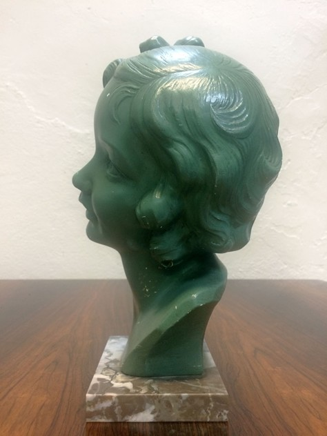 Art Deco Plaster Bust Green Girl on Marble 1930s-molecula-Lady_5790_main_636487741488128877.jpg